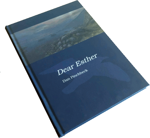 Dear Esther Fan Book Logo